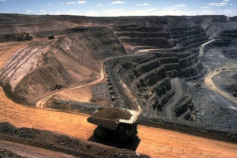 زمین معدنی